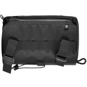 Speedsleev Diego 2.5L Large Handlebar Bag Black
