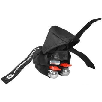 Speedsleev Ranger S Saddle Bag Black Small