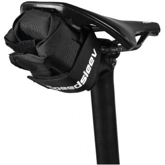 Speedsleev Smuggler Saddle Bag Black