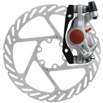 SRAM Avid BB5 Road Rear Cable Disc Brake Caliper w/140mm Rotor Platinum