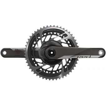 SRAM Red D1 24mm 175mm 46/33T 12sp Crankset Black