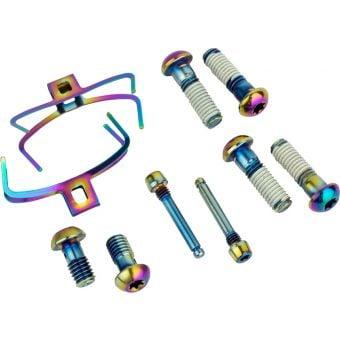 SRAM Disc Brake Caliper Upgrade Kit Rainbow