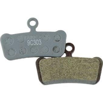 SRAM Disc Brake Pads Organic/Steel G2, Guide, Trail Disc Brake Pads