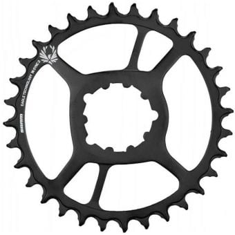 SRAM Eagle X-Sync 2 ST Direct Mount 3mm Offset Boost Chainring Black
