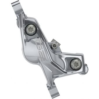 SRAM G2 Ultimate Disc Brake Caliper Assembly Polar Grey Anodised A2