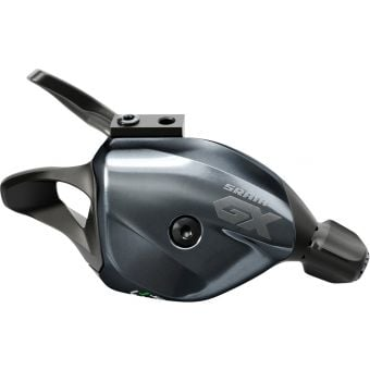 SRAM GX Eagle 12 Speed Single Click Trigger Shifter with Discrete Clamp Lunar Grey