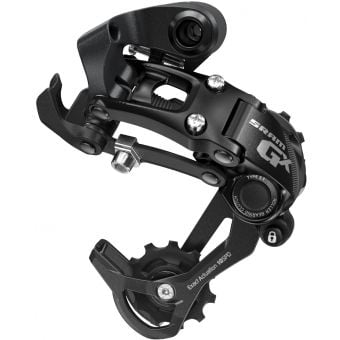 SRAM GX Type 2.1 10 Speed Long Cage Rear Derailleur Black
