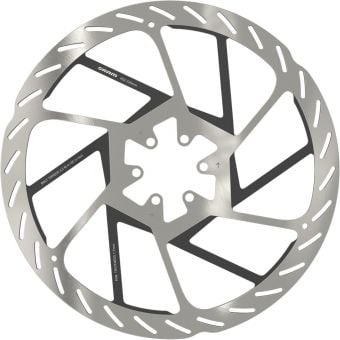 SRAM HS2 220mm 6-bolt Rounded Disc Brake Rotor