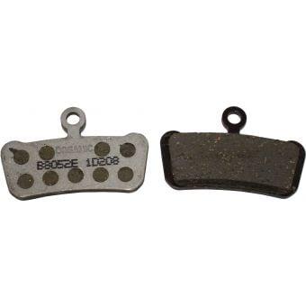 SRAM Organic Aluminium Backed Disc Brake Pads (20 Sets)