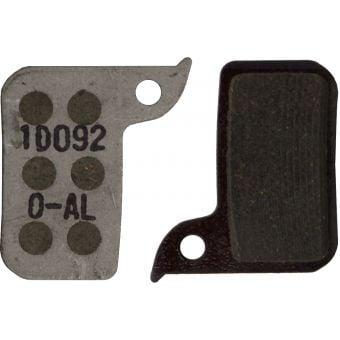 SRAM HRD Organic Compund Disc Brake Pads (Aluminium Backplate) 20 Sets