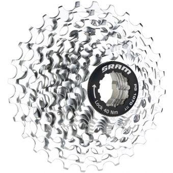 SRAM PG1070 10 Speed Cassette (12-28T) Silver