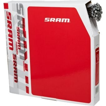 SRAM PitStop Stainless Steel 1750mm MTB Brake Inner Cables (100 Pack)