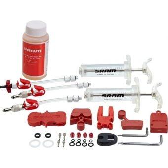 SRAM Professional Brake Bleed Kit (Incl. Brake Fluid)