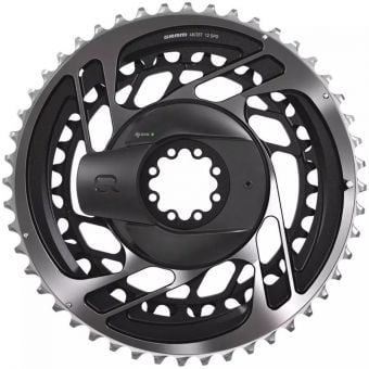SRAM Red AXS D1 46T/33T 12Sp Direct Mount Powermeter/Chainring Kit Polar Grey