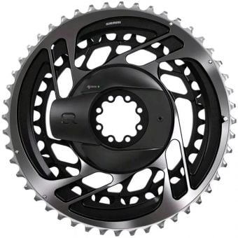 SRAM Red AXS D1 50/37T 12Sp Direct Mount Powermeter/Chainring Kit Polar Grey