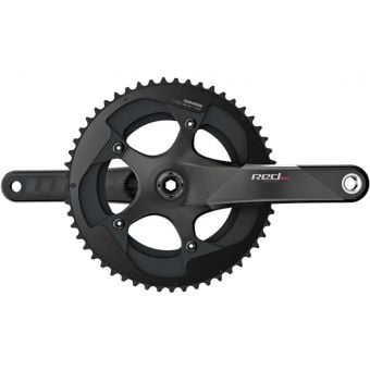 SRAM Red BB30 175mm 52/36T 110 BCD Crankset (eTap Graphics)
