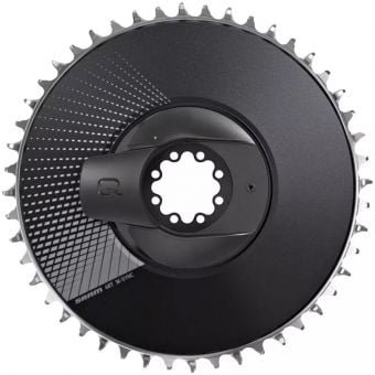 SRAM Red 1X D1 AXS 52T 12sp Direct Mount Powermeter/Aero Chainring Kit Black