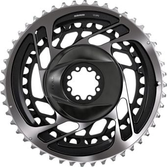 SRAM Red Direct Mount 46/33T 2x12sp Road Chainring Set Polar Grey