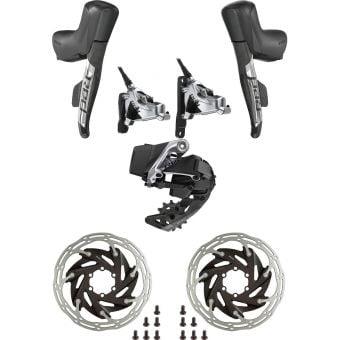 SRAM Red eTap AXS 1x Brake/Gear Set