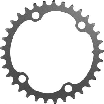 SRAM Rival 107BCD 2x12 33T Road Chain Ring Black