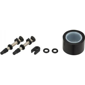 SRAM Tubeless Repair Kit w/28mm Tape Black