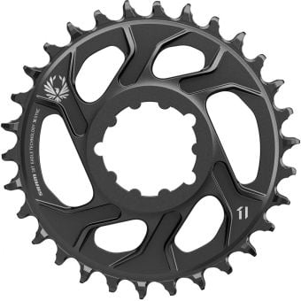 SRAM Eagle X-Sync 12s Direct Mount Chainring Black