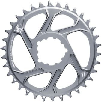 SRAM X-Sync 2 Eagle Boost 3mm Offset Direct Mount Chainring Polar Grey