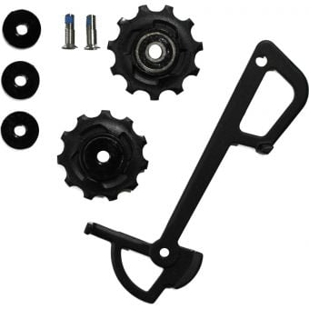 SRAM X0 Type 2 10 Speed Rear Derailleur Long Inner Cage and Pulley Kit