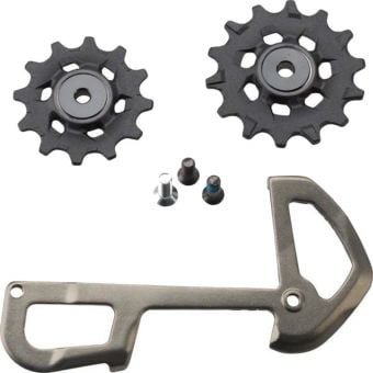 SRAM X01 Eagle Rear Der 12spd X-Sync Pulleys and Inner Cage Grey
