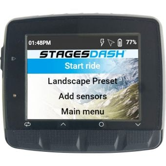 Stages Dash L50 GPS Bike Computer