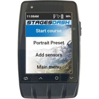 Stages Dash M50 GPS Bike Computer
