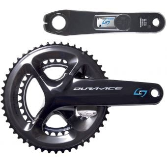 Stages Gen 3 Dura-Ace FC9100 L/R Dual Side 170mm Power Meter 52/36T Crankset