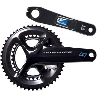 Stages Dura-Ace R9100 L/R Dual Side 175mm Power Meter 52/36T Crankset