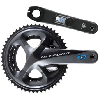 Stages Ultegra R8000 Dual Side Power Meter 53/39T 175mm Crank