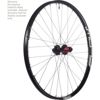 "StansNoTubes Flow EX3 27.5"" 12x148mm Boost Rear Wheel (Shimano Micro Spline)"