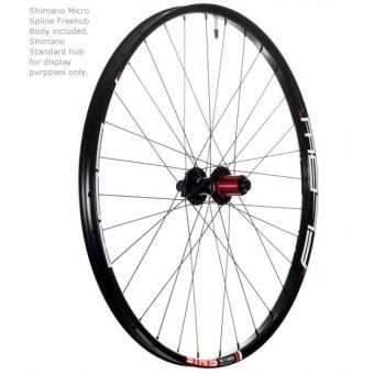 "StansNoTubes Flow MK3 27.5"" 12x148mm Boost Rear Wheel (Shimano Micro Spline)"