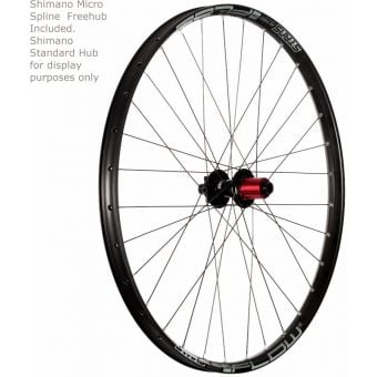 "StansNoTubes Flow S1 27.5"" 12x148mm Boost Rear Wheel (Shimano Micro Spline)"