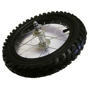 STRIDER Aluminium Rim with Tube and Tyre (Pair)