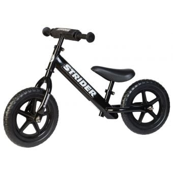 "STRIDER Sport 12"" Balance Bike Black"