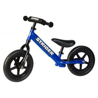 "STRIDER Sport 12"" Balance Bike Blue"