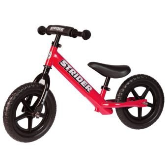 "STRIDER Sport 12"" Balance Bike Red"