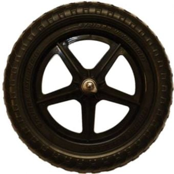 "STRIDER Ultralight 12"" Wheel Black"