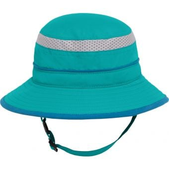 Sunday Afternoons Kids Fun Bucket Hat Everglade/Blue Moon Small