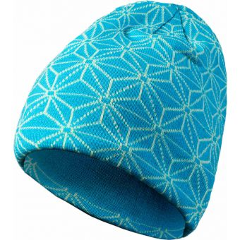 Supacaz Beanie Neon/Ice Blue