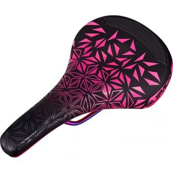 Supacaz eMTB Saddle Neon Pink