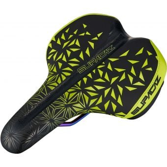 Supacaz eUrban eBike Saddle Neon Yellow