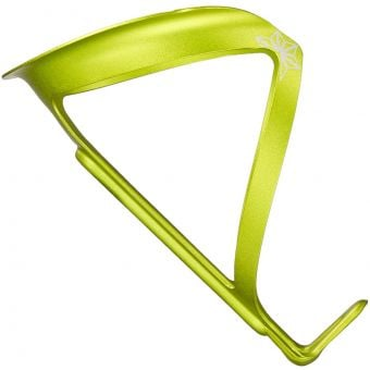 Supacaz Fly Ano Alloy Bottle Cage Neon Yellow