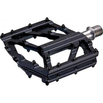 Supacaz Orbitron CNC Alloy DH Pedals Black