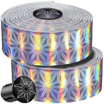 Supacaz Silicone Gel Bar Tape Prizmatik Hologram