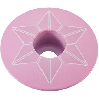 Supacaz Star Capz Top Cap Giro Pink